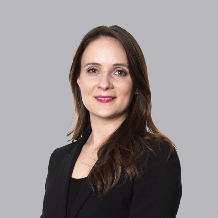 Anastasia Bondarenko - Legal Manager