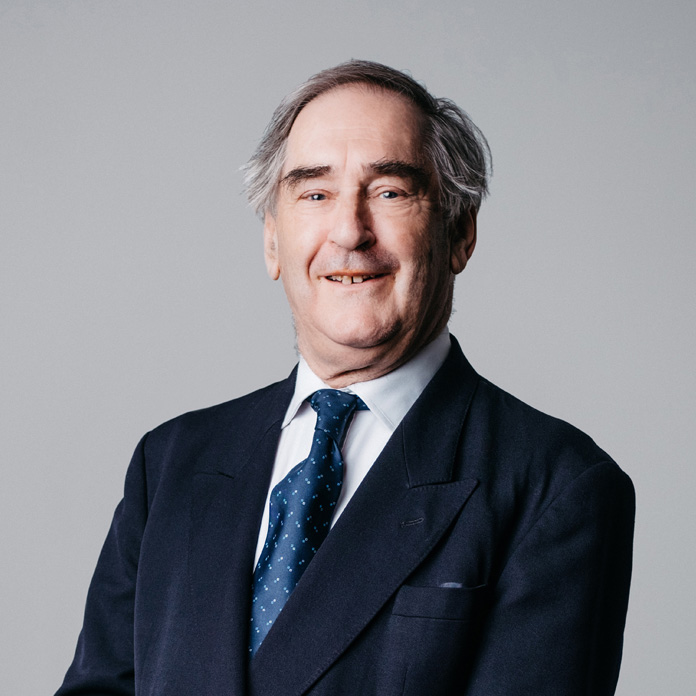 Sir Stephen Silber - Funding Committee