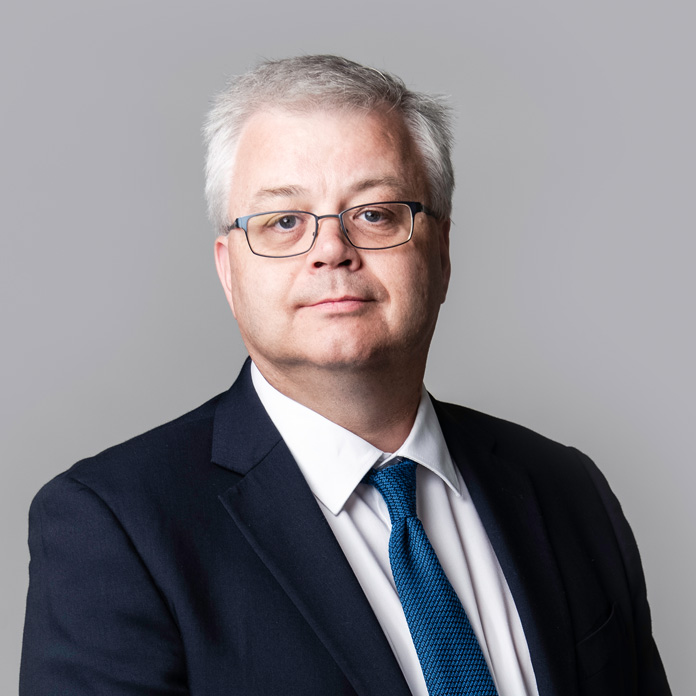 Steven Wilderspin - Non-executive Director