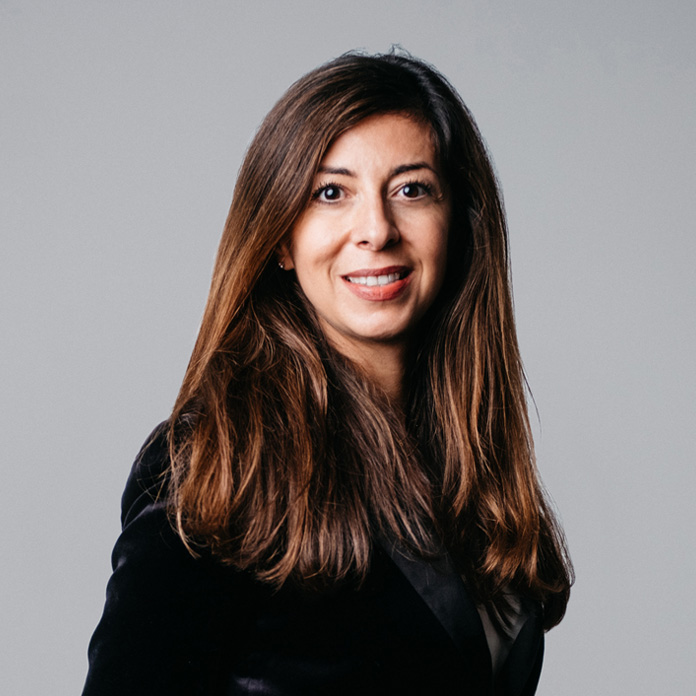 Yasmin Mohammad - Regional Managing Director, France<br>Global Head of International Arbitration